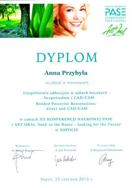 Anna Przybyla, stomatologia estetyczna 7