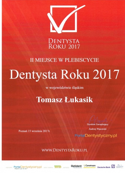 Dentysta-Roku-Tomasz-Lukasik