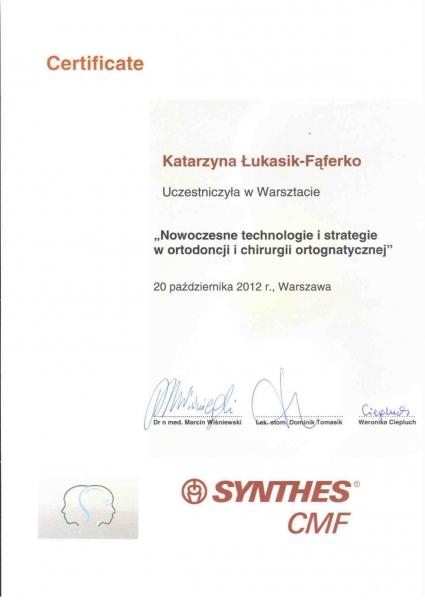 Katarzyna Lukasik-Faferko, ortodoncja 25 copy
