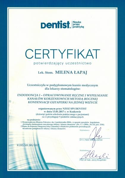 Milena-Lapaj-endodoncja