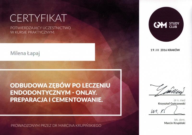 Milena-Lapaj-stomatologia-zachowawcza