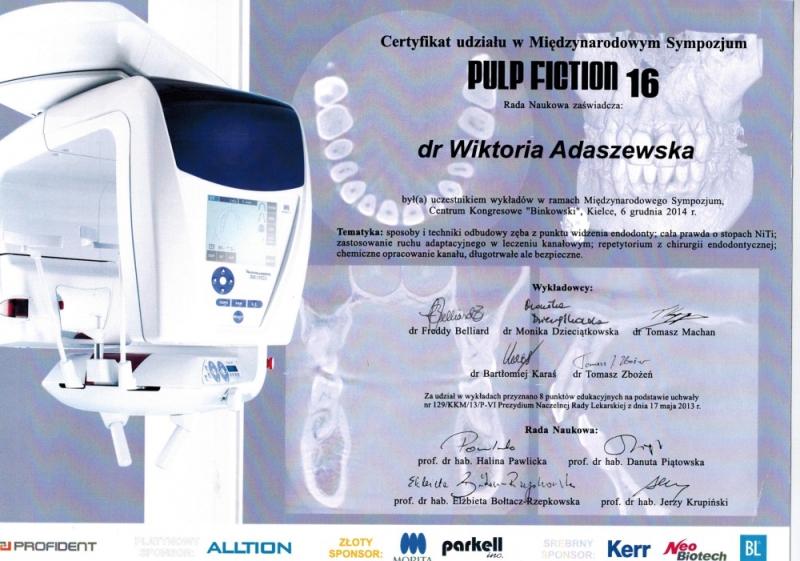 Wiktoria Adaszewska Dentim Clinic Katowice