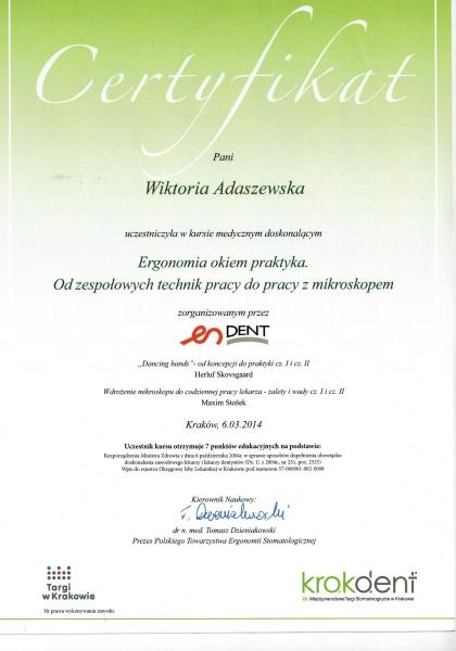 Wiktoria Adaszewska Dentim Clinic Katowice 4