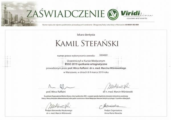 Kamil Stefański