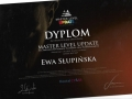 E.Slupinska - Master Level Update