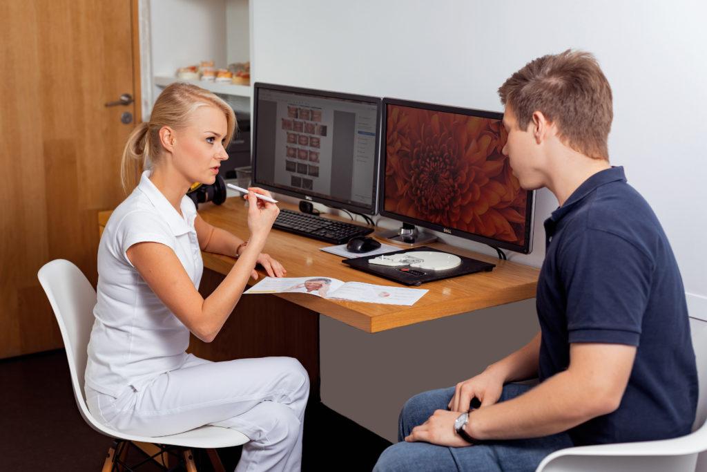 Dentim Clinic - objawy choroby okluzyjnej