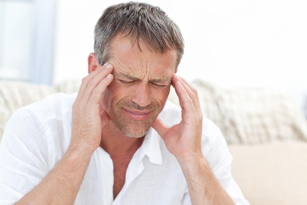 Leczenie okluzji, ból głowy, migrena