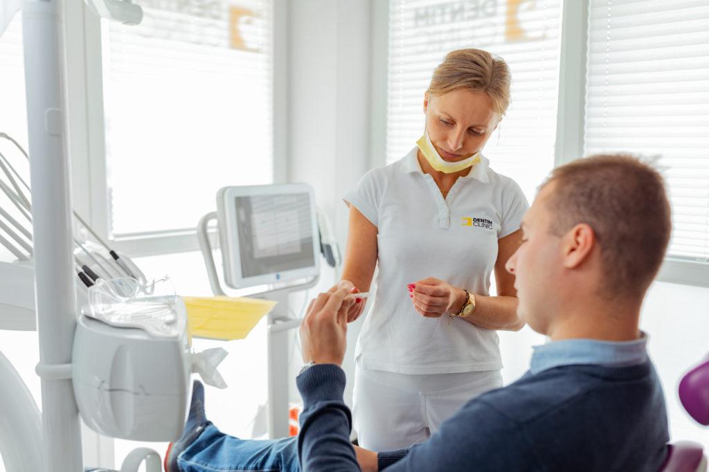 Dentim Clinic - nakładki Invisalign