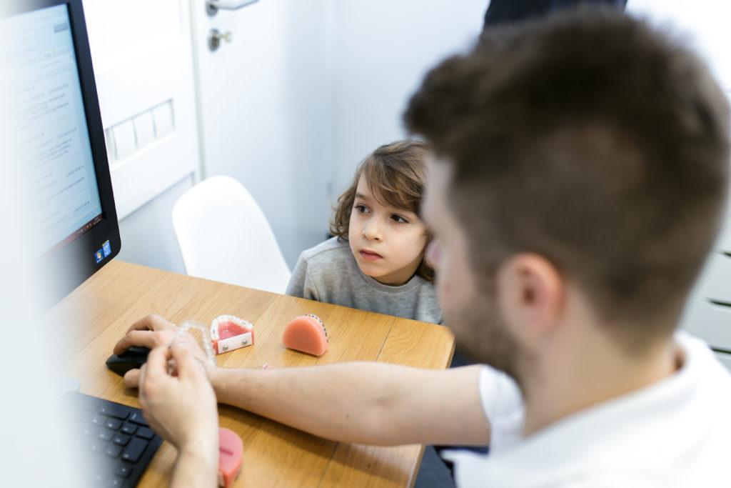 Dentim Clinic - aparaty ruchome dla dzieci