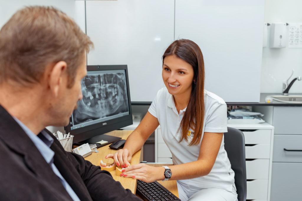 Dentim Clinic - mosty protetyczne