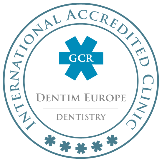 Dentim Europe Acredited Clinic Global Clinic Rating