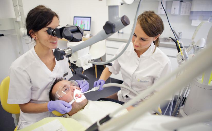Leczenie kanalowe w Dentim Clinic