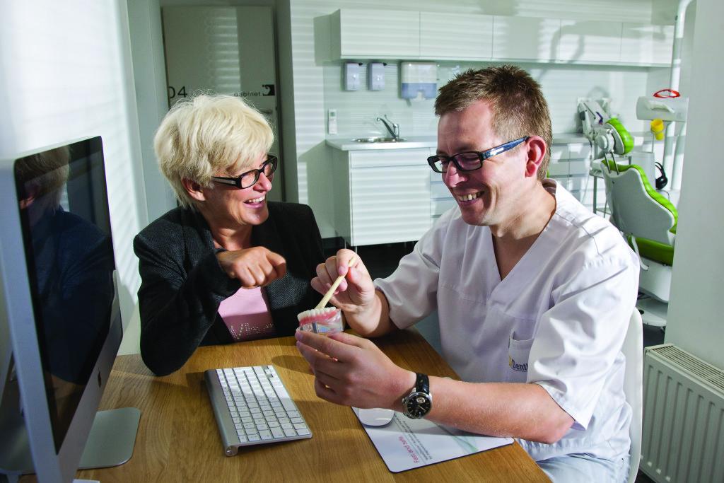 Bezpłatna konsultacja wDentim Clinic.
