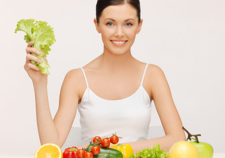 Czydieta wegetariańska może niszczyć zęby?