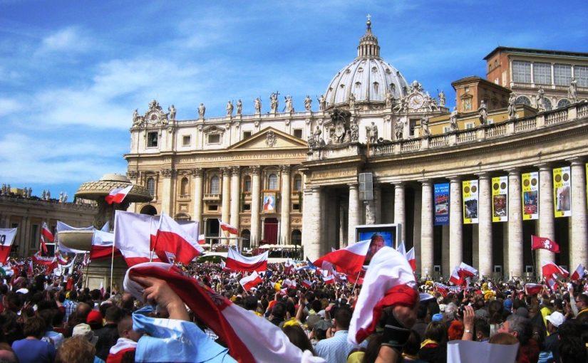 2011 Beatyfikacja Jana Pawła II