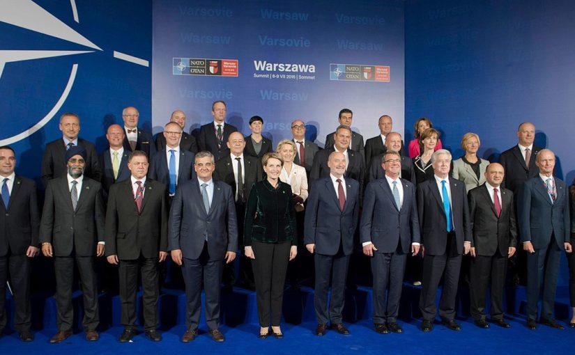 <strong>POLSKA</strong><br/>W Warszawie odbywa się szczyt NATO<br/>