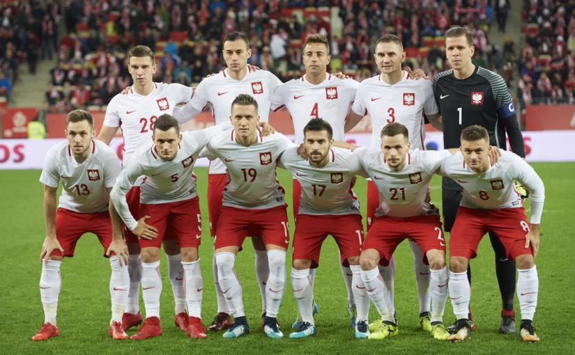 2017 - Reprezentacja Polski kwalifikuje się z 1 miejsca na Mistrzostwa Świata w piłce nożnej