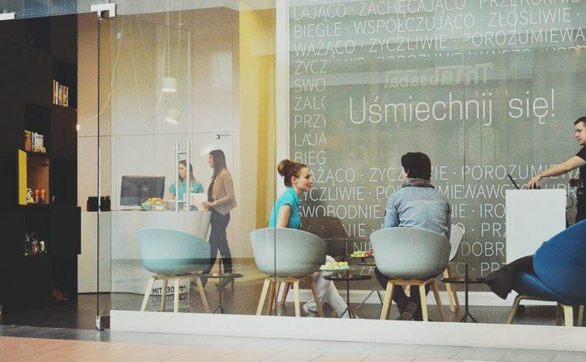 2017 - otwieramy nasz drugi gabinet w Centrum Handlowym Silesia City Center
