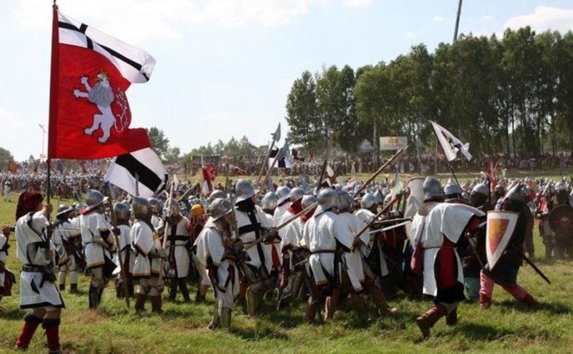 <strong>POLSKA</strong><br/>600. rocznica bitwy pod Grunwaldem