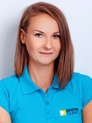 aklina Grabowska higienistka stomatologiczna dentim.pl