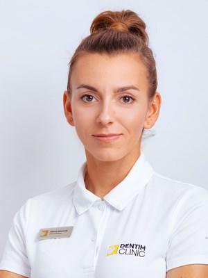 Wiktoria Adaszewska - lekarz stomatolog - dentim.pl