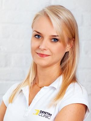 Zuzanna Markiewicz kierownik asystentek dentim.pl