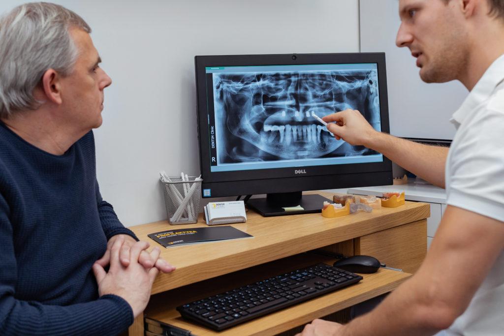 Dentim Clinic - leczenie bezzębia