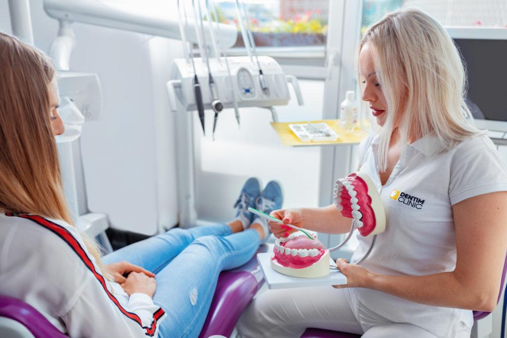 Dentim Clinic - jak leczyć afty