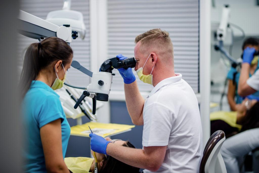 Dentim Clinic - nowoczesne leczenie kanałowe