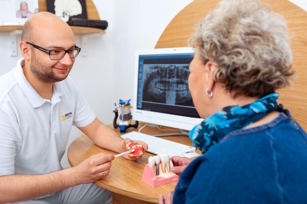 Dentim Clinic - nowoczesne leczenie implantologiczne