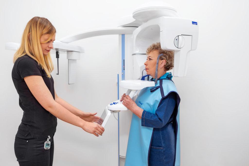 Dentim Clinic - Tomografia Komputerowa namiejscu