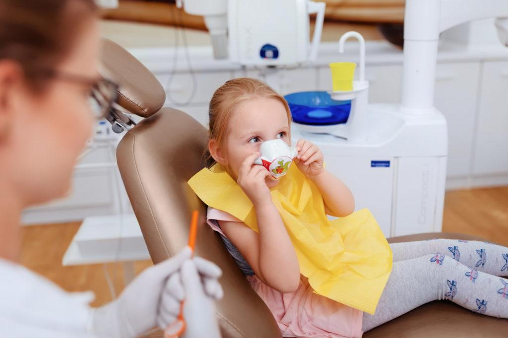 Dentim Clinic - gaz rozweselający