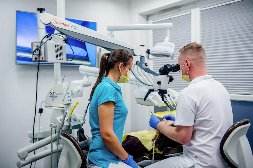 Dentim Clinic nowoczesne leczenie kanałowe