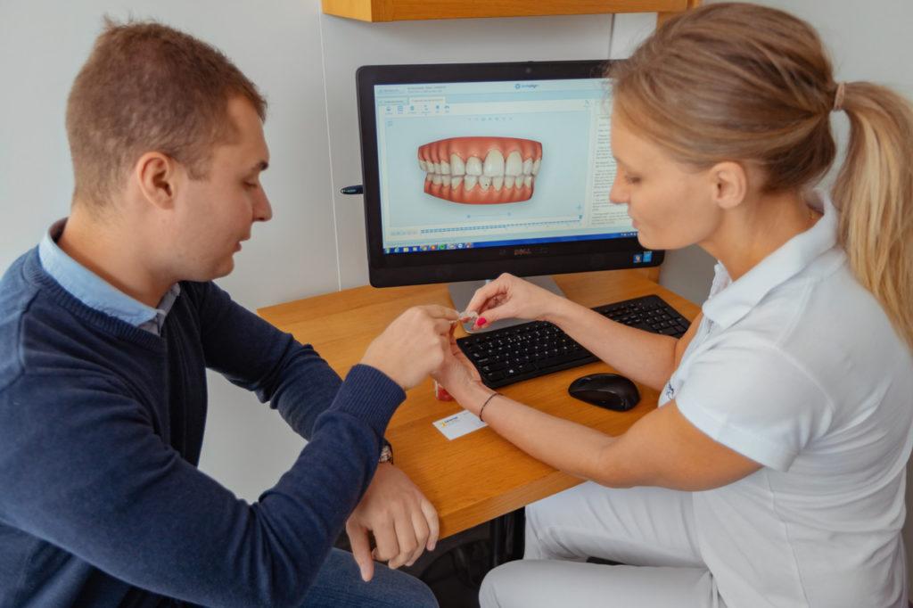 Dentim Clinic leczenie ortodontyczne w każdym wieku