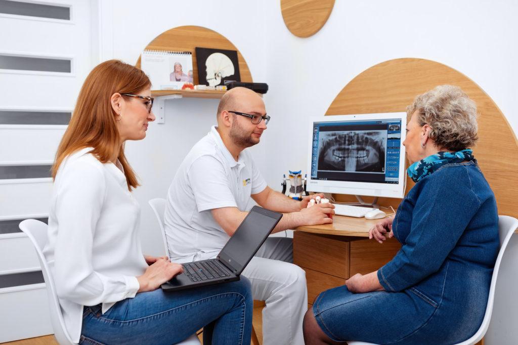 Dentim Clinic Bydgoszcz - wizyta konsultacyjna