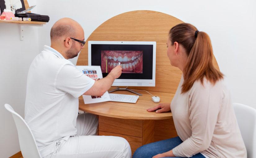 Dentim Clinic Bydgoszcz licówki Flow Injection