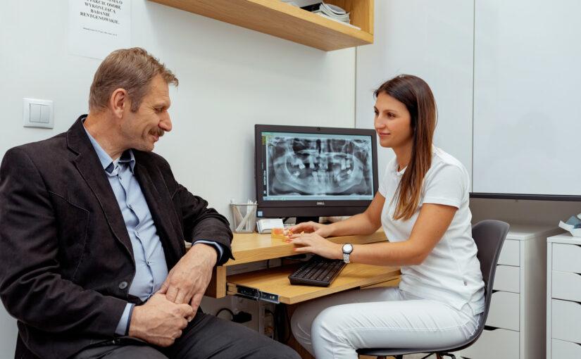 Zalety protez naimplantach